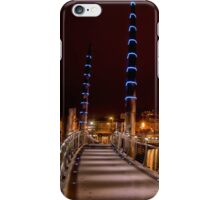 Torquay Harbour Lights iPhone Case/Skin