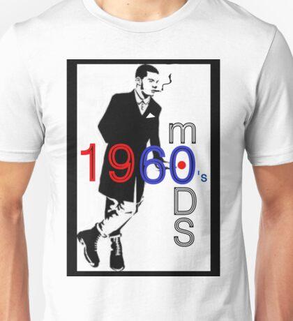 Mods 1960's Unisex T-Shirt