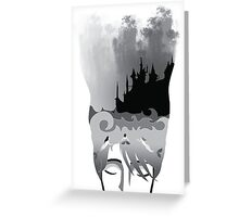 Fantasy worlds Greeting Card
