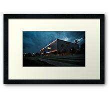 Tampa Museum of Art Framed Print