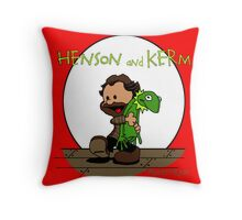 Imagination Mash-up Throw Pillow