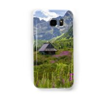 Sunny Day In The Tatra Mountains Samsung Galaxy Case/Skin