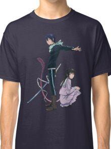 Noragami Yato/Hiyori  Classic T-Shirt