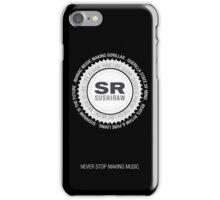 Sushiraw 2012 Black iphone case iPhone Case/Skin