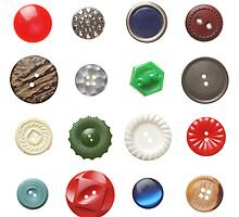 buttons by Jim  Hughes