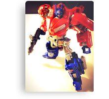 Transformers Generation Optimus Prime Metal Print
