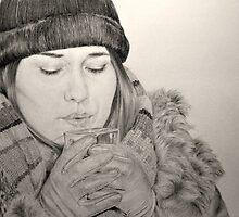 Winter by MoniqueGeurts