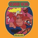 Donkey Kong - Arcade game (1981) by ziruc
