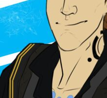 TALES FROM BORDERLANDS - RHYS Sticker
