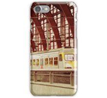 Train station Antwerpen iPhone Case/Skin