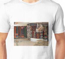 Market Day in Otavalo Unisex T-Shirt