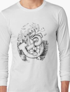 Lucky 13 Long Sleeve T-Shirt