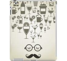Alcohol iPad Case/Skin