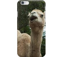 Laughing Camel iPhone Case/Skin