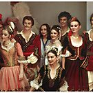 AUSTRALIAN ROYAL BALLET by Peter Zurla