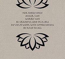 Reiki-Meta Prayer by physiognomy