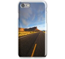 Southeast Utah, Indian Creek Rainbow iPhone Case/Skin