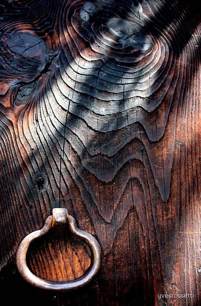 mysterious door by yvesrossetti