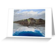 welsh hills Greeting Card