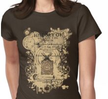 Shakespeare's Henry IV Front Piece Womens Fitted T-Shirt