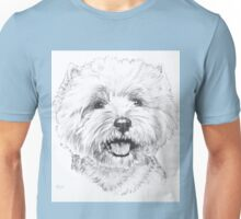 Happy West Highland White Terrier Unisex T-Shirt
