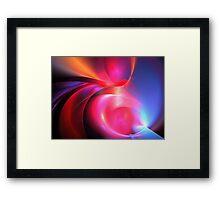 Photoelectric Framed Print