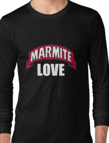 Love Marmite Long Sleeve T-Shirt