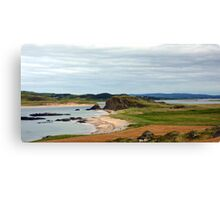 Inishowen Landscape Canvas Print