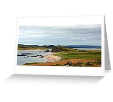 Inishowen Landscape Greeting Card