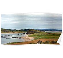 Inishowen Landscape Poster