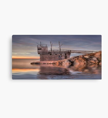 Mutiny on the Bounty Canvas Print