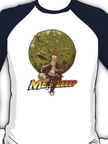 'Beaker Of The Lost Meep' (The Muppets / Indiana Jones) T-Shirt