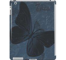 Butterfly Blue iPad Case/Skin