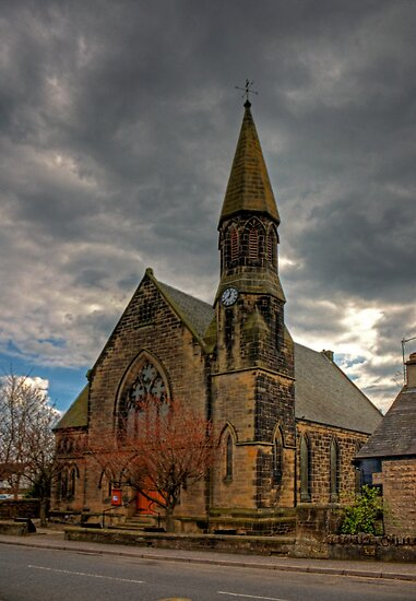 Kirknewton & East Calder Parish Church by Tom Gomez
