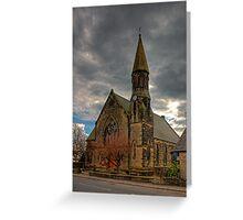 Kirknewton & East Calder Parish Church Greeting Card