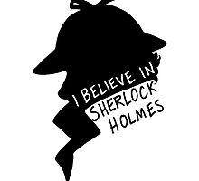Believe in Sherlock Profile by maskedfangirl