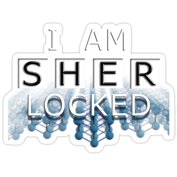 I AM SHER LOCKED by Rory1973