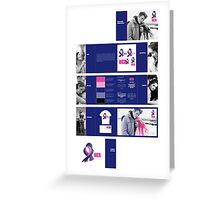 Support HER Identity Graphics Standards Manual Greeting Card