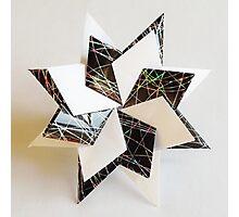 Kusudama star 1 Photographic Print