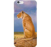 Masai Watch iPhone Case/Skin