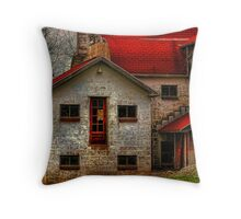 """ Countryside "" Throw Pillow"