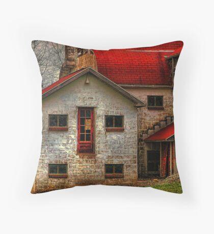 """ Countryside "" Throw Pillow"