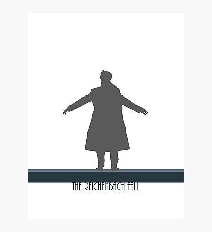 The Reichenbach Fall Photographic Print
