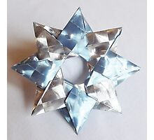 Kusudama star 4 Photographic Print
