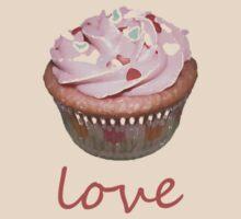 cupcake love - pink by offpeaktraveler