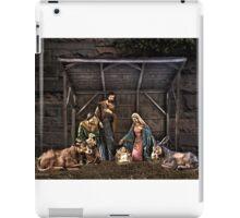 Nativity Scene iPad Case/Skin