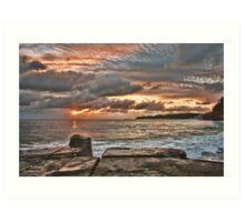 Jenny Dixon - Sunrise Art Print