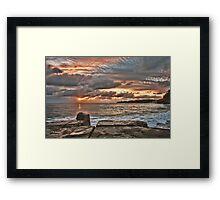 Jenny Dixon - Sunrise Framed Print