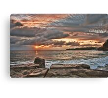 Jenny Dixon - Sunrise Canvas Print