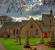 St. Nicholas Church by Tom Gomez